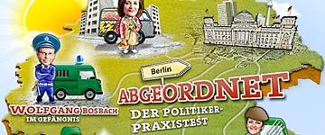"""Onlinegame """"Abgeordnet"""""""