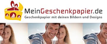 Teaser MeinGeschenkpapier.de