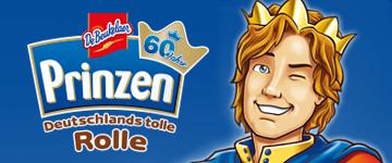 Logo 60 Jahre Prinzenrolle und Prinz